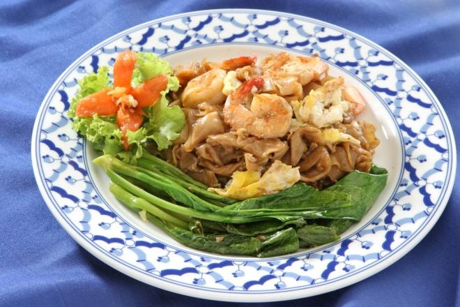 Pad See Ew Thai noodle