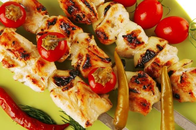 Shih Kebab