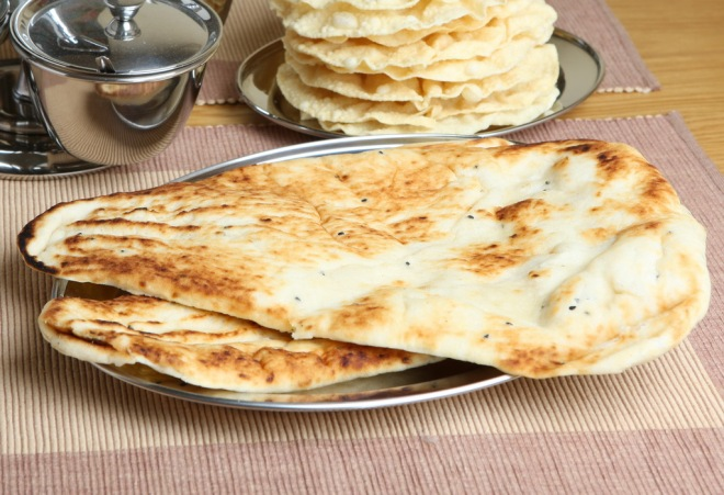Indian flatbreads