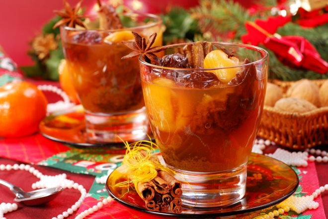 traditional christmas eve`s compote of dried fruits and spices_resize